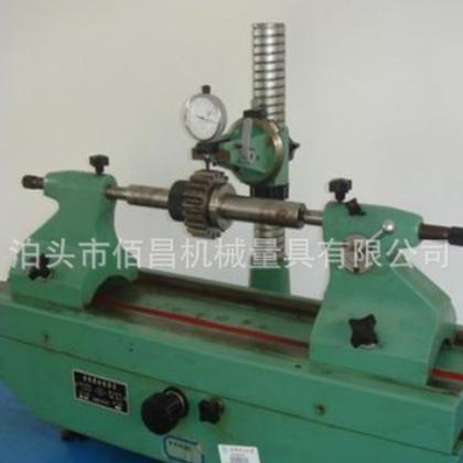 厂家直销 齿轮跳动检查仪 1-6模数精度高 价格优惠