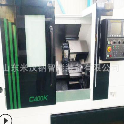 厂家直销CKM6140斜轨数控车床 6640高配45度斜轨400数控车床