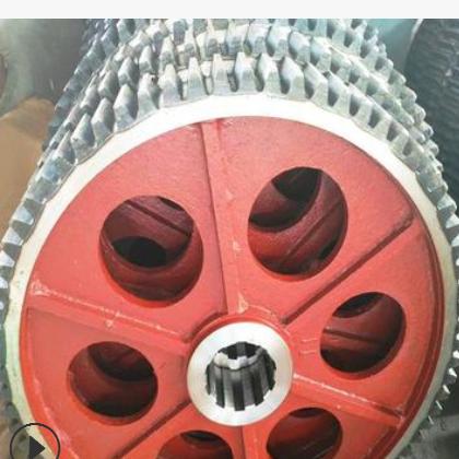 厂家直销 冲床配件 传动大齿轮 齿轮 75齿皮带输送机同步齿轮