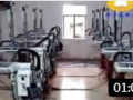 TMC富井注塑机机械手 回斜装配线一角 富井机械手 (213播放)