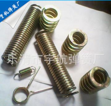 长期生产 圆柱压缩弹簧 开关压缩大弹簧 高压断路器弹簧加工