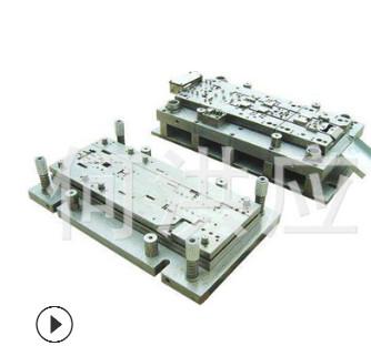 承接冲压连续模 多工序模具设计 五金冲压模具精密冲压加工
