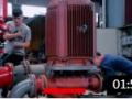 上海喜之泉泵阀有限公司 (立式消防泵 测试) (263播放)