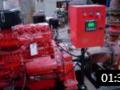 上海喜之泉泵阀有限公司 (柴油机消防泵组测试) (281播放)