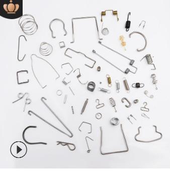 厂家直销五金弹簧 定制加工加湿器压缩304不锈钢弹簧 多种规格