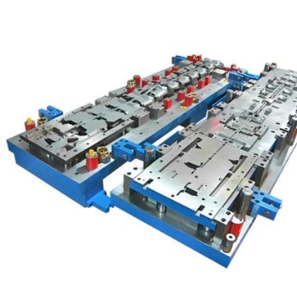 高速五金冲压模具加工设计 精密连续模研发生产 来图来样专业定制