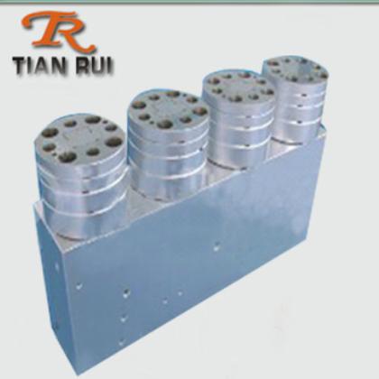 厂家供应PVC塑料线槽挤出模具 专业定制加工精密PVC线槽挤出模具