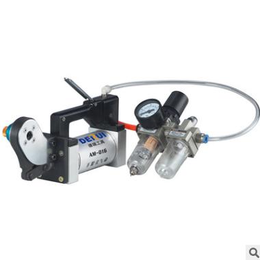 良品工具 气动式手提航空端子压接机 AM-016德瑞DERUI