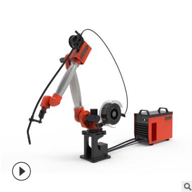 六轴焊接机器人 自动焊接机械手厂家 自动化集成设备