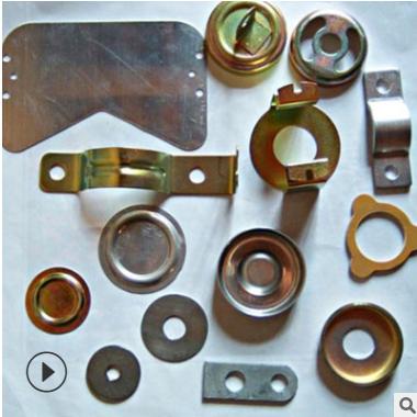 冲床订制大小五金冲压件加工定做各种金属铁片不锈钢铜铝件垫片圈