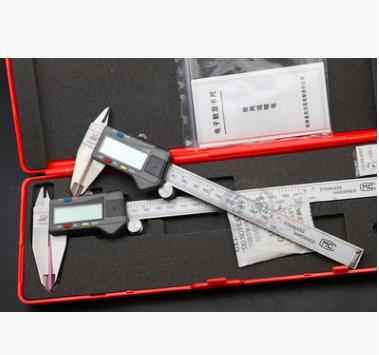 桂林数显卡尺 0-150/200/300/500mm 高品质 电子数显卡