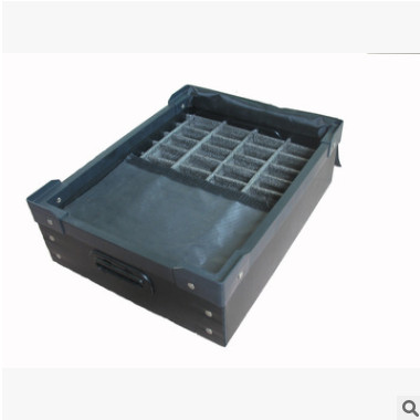 厂家热销pp中空板周转箱防静电加固骨架箱塑料瓦楞箱免费设计打样
