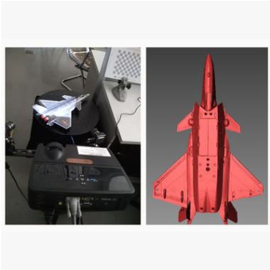 工业级三维扫描仪 3D扫描仪 农用机械配件逆向设计参数化测量仪器