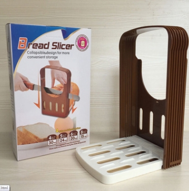 A1791日本土司面包切片器吐司面包器切片烘焙工具面包切片架0.21