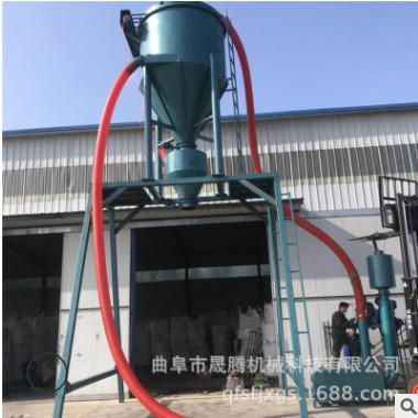 江苏气力仓储水泥抽灰机负压粉料气力吸灰机钙粉自吸式气力输送机