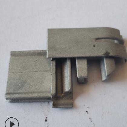 优质压铸厂提供锌合金压铸件加工 遥控外壳锌压铸件支持来图定制