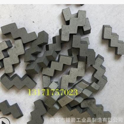 厂家生产 硬质合金刀头 地质工具YG8 T107大八角 批发 耐磨刀头