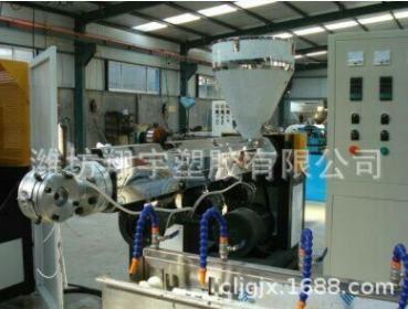 厂家直销PVC纤维增强软管机组设备生产线 模具配件 可来图来样