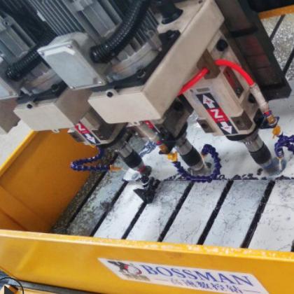 山东厂家机械加工筛板类工件数控钻铣床加工各类筛板
