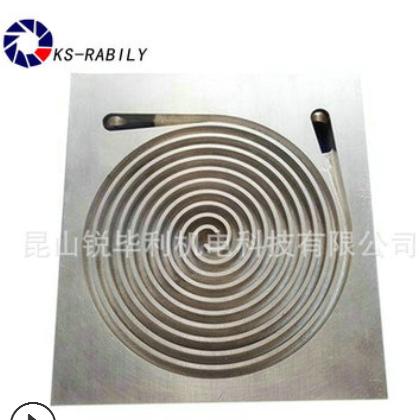 厂家推荐铝散热片加工 铝散热器加工 散热片加工 散热器压铸加工