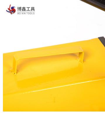 方形手动液压泵浦 CP-700-2手动换向超高压液压泵双油管带仪表