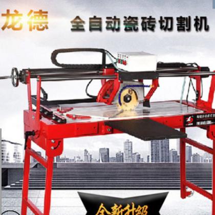 包邮多功能电动瓷砖切割机 台式全自动瓷砖磨边机 45度倒角切割机