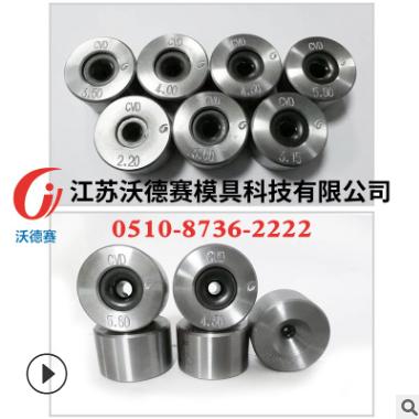 厂家供应 优质PCD聚晶拉丝模 CVD聚晶拉丝模 天然钻石拉丝模