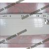 供烤漆喷粉150宽板抽屉道轨 橱柜钢板抽屉导轨 FGV款铁帮抽屉滑轨