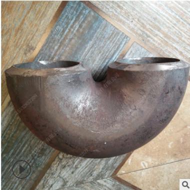 厚壁薄壁碳钢 无缝 Q235冲压焊接 135度 长半径钢制弯头 1.5D