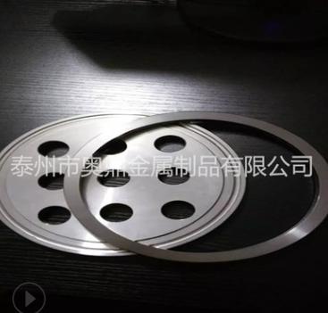 不锈钢非标法兰定做国标法兰厂家304大口径法兰316L对焊法兰高温