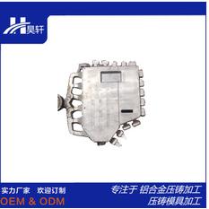 加工中心对外加工 铝合金压铸加工 铝合金加工定做 铝压铸模具
