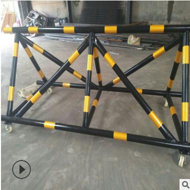 厂家直销防撞的拒马护栏 军事重地门口防护栏 高速路挡车器