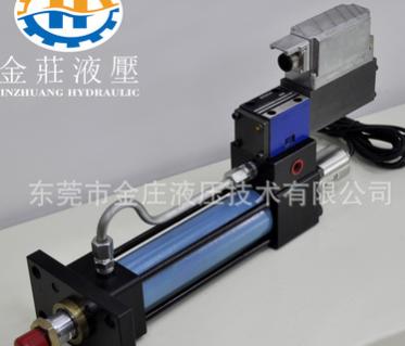 工厂订做瓶盖机数控机床伺服液压油缸HOB63*100重油缸厂价直销