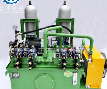 专业生产打包机液压配套系统鞋机液压控制系统液压站厂家批发
