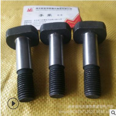 定做高精度 高难度 T型头异型螺栓 加长 特大异型螺栓 细牙 非标