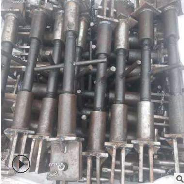 江西精轧螺纹钢模板对拉杆及配套锚具/精轧螺母/精轧垫板连接器