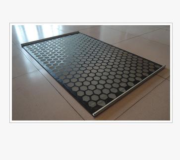 厂家生产直销框架式石油振动筛网