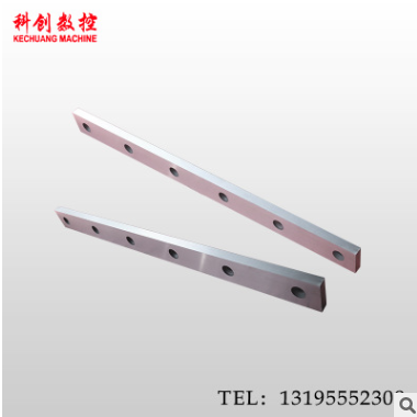 厂家直销 剪板机刀片 高速钢剪板机刀片 支持定做