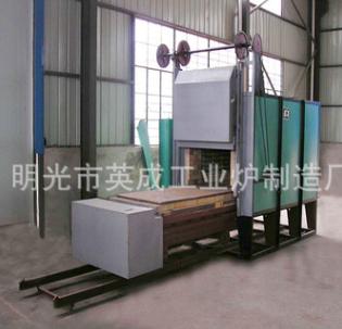 供应节能型热处理淬火炉台车式电阻炉
