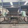 沧州市电子垃圾粉碎机 铸钢件模具钢破碎机 汽车拆解件强力撕碎机