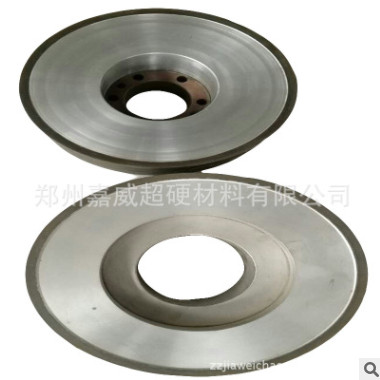 加工精密陶瓷 陶瓷棒 陶瓷管用树脂结合剂无心磨金刚石砂轮