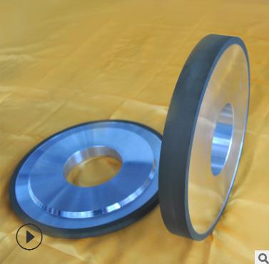 定制树脂金刚石砂轮 大水磨平面合金砂轮片 平面磨床砂轮7130