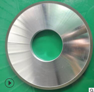 新品金刚石树脂砂轮 单斜边平面外圆磨砂轮 CBN平形砂轮磨床专用