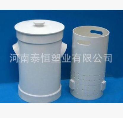 实验酸缸20*45 圆形酸缸 移液管酸缸 实验室用吸管耐酸碱浸泡缸