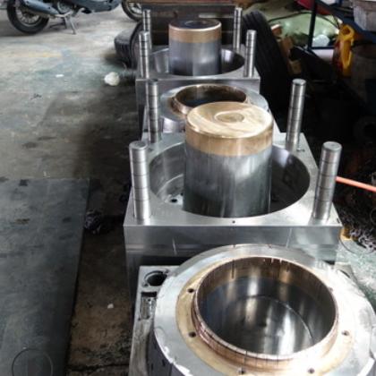 塑料桶出口模具 水桶|米桶塑胶模具 垃圾桶|多功能桶模具加工