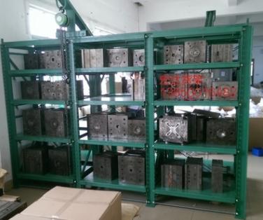 厦门仓储货架批发 厂家直销重型抽屉式模具重力非标磨具整理存放