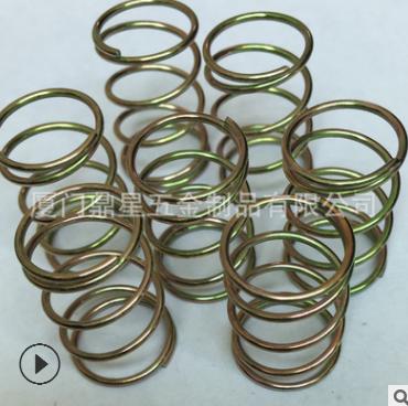 压缩弹簧 专业供应高品质不锈钢圧缩弹簧 机械设备标准件压缩弹簧
