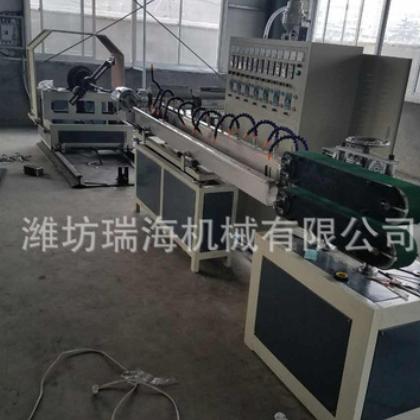 供应 钢丝软管生产设备 pvc挤出机 塑料管材挤出机 pvc生产线
