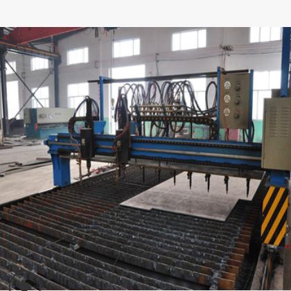 厂家生产加工 数控自动切割机 大型龙门数控等离子火焰切割机