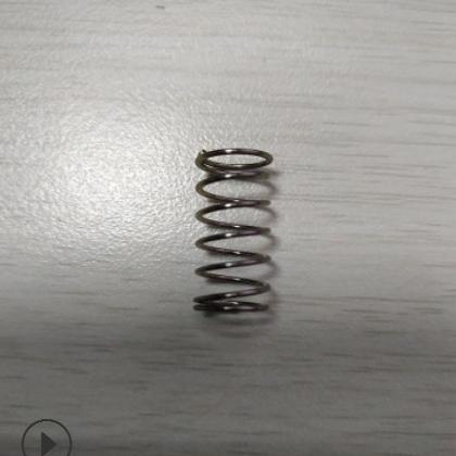 接样品弹簧单 304不锈钢弹簧 散热器弹簧 304磨头弹簧 压缩弹簧